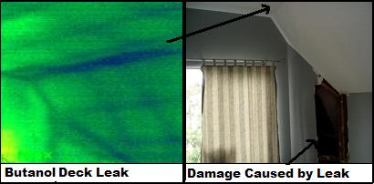 butanol deck waterproofing