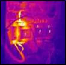 electrical hot spot thermal imaging