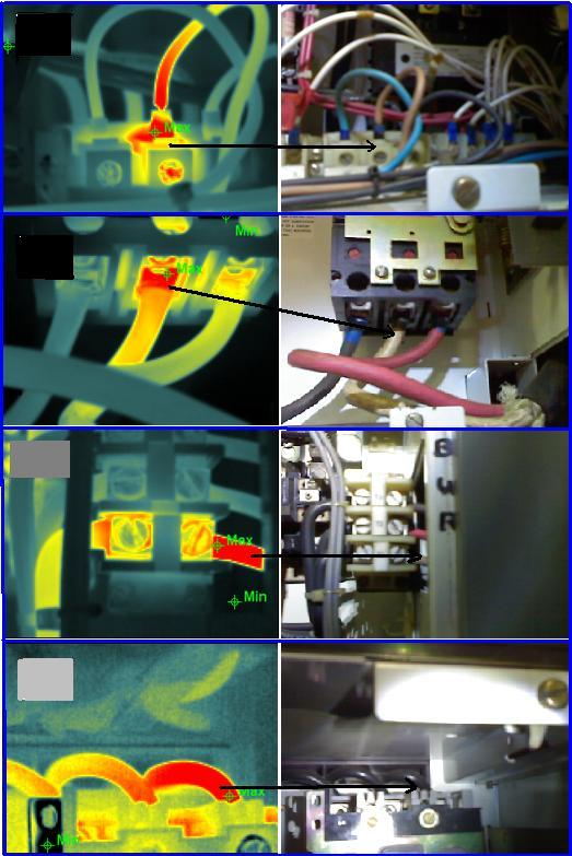 Thermal Imaging Electrical Switchboards Thermal Imaging